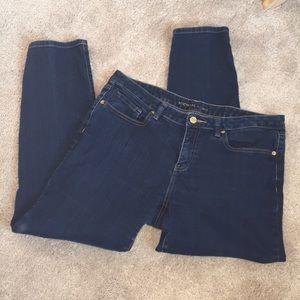 Michael Kors darkwash jeans 🌸